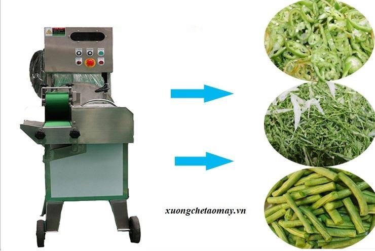máy cắt nông sản công nghiệp