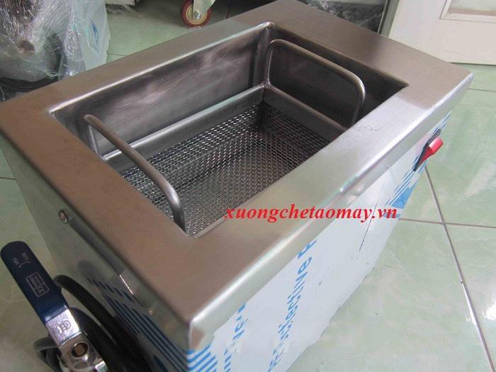 máy rửa sạch hải sản