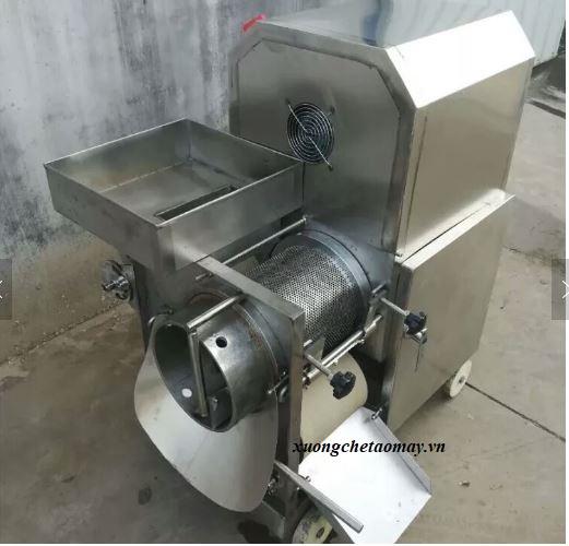 máy chế biến thịt cá bán tự động
