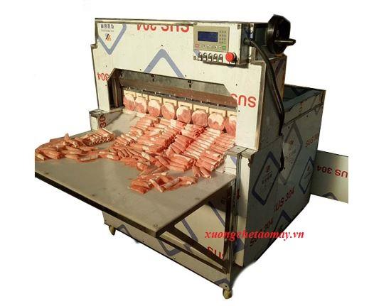 máy thái thịt lát mỏng