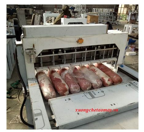 máy cắt thịt lát mỏng