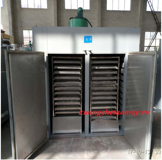 tủ sấy khô thực phẩm công nghiệp
