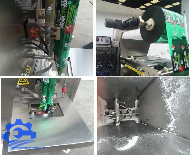 Máy đóng gói bột dạng trục vít